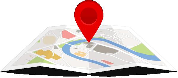 ubicación gps